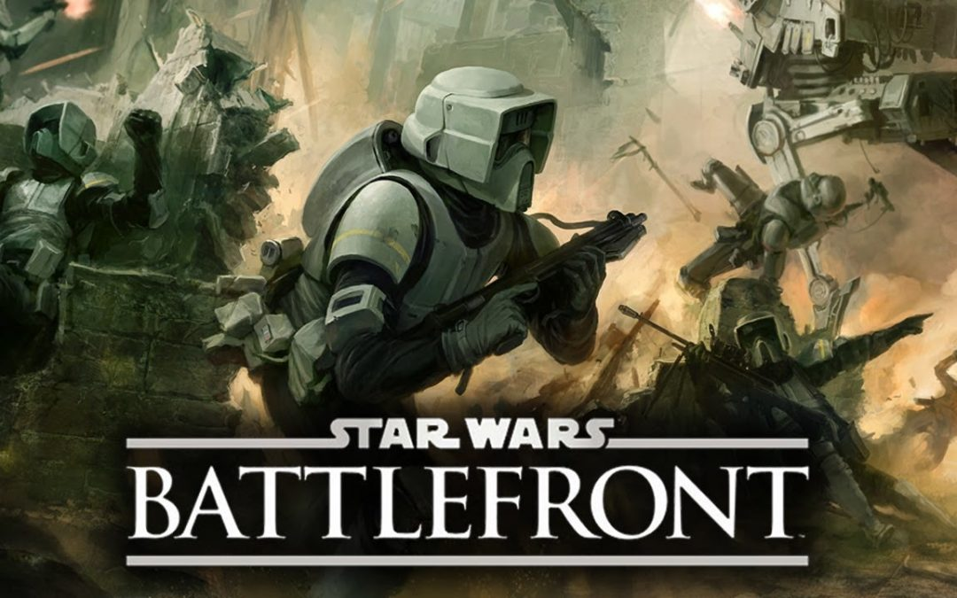 Star Wars Battlefront and More Available Today!